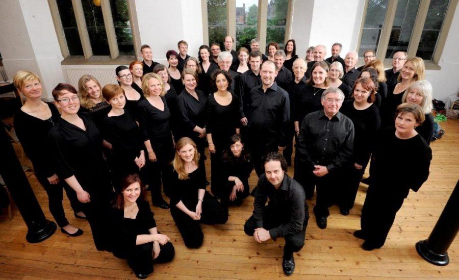 The Edinburgh Singers Choir Concert - MiHC - MiHC